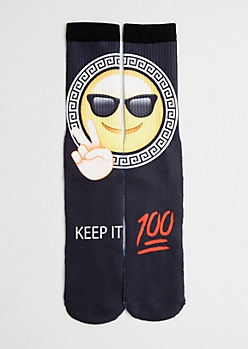Keep It Cool Crew Socks