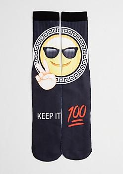 Keep It Cool Crew Socks