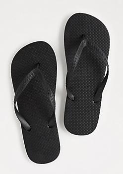 Black Classic Sandals