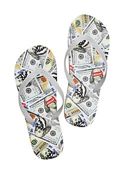 Benjamins Flip Flop