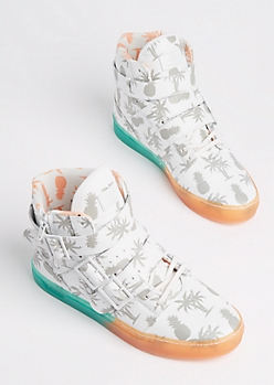Straight Jacket Gradient Sole Sneaker By Radii
