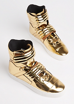 24K Gold Bar Cylinder Sneaker By Radii