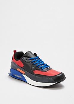 Americana Blocked Sneaker