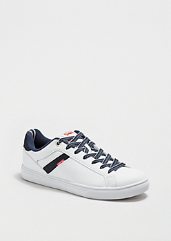 Classic White Sneaker By Levi's®
