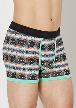 Striped Aztec Trunk