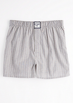 Americana Hairline Stripe Boxer