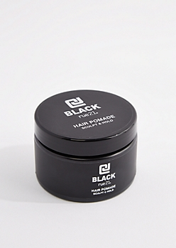 CJ Black Hair Pomade