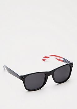 Americana Smoky Retro Sunglasses