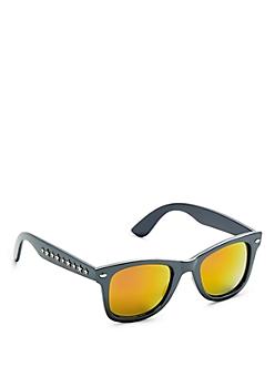 Metallic Star Sunglasses