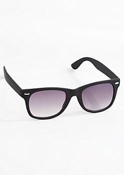 Matte Retro Sunglasses
