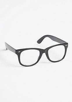 Retro Clear Lens Glasses