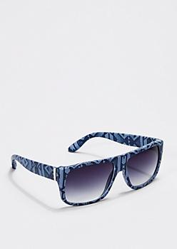 Matte Aztec Sunglasses
