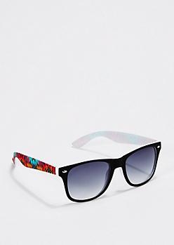 Matte Southwestern Sunglasses