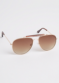 Tortoiseshell Bridge Aviator