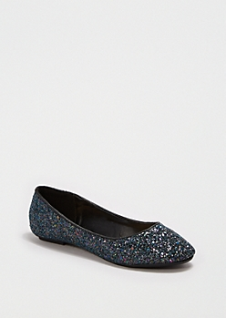 Sparkling Black Flat By Bamboo®