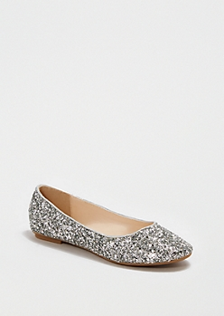 Sparkling Silver Flat By Bamboo®