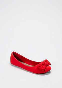 Red Bow Tie Flat