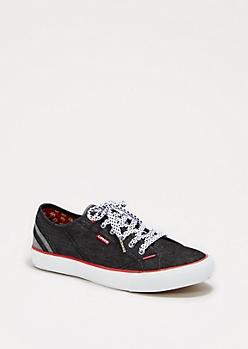 Black Jean Sneaker By Levi