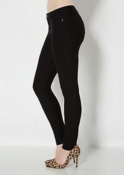 Black Better Booty Ponte Pant