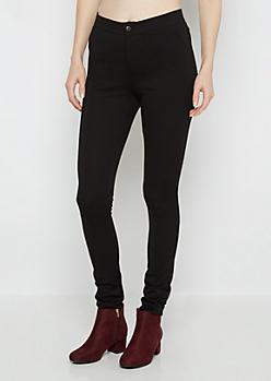 Black Better Butt Ponte Pant