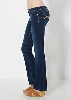 Better Booty Classic Boot Jean in Curvy