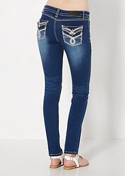 Vintage Skinny Jean in Curvy