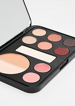 Glam On-the Go Smoky Nude Palette
