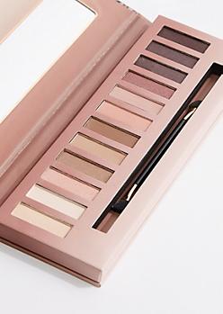 Shimmer Rosy Eyeshadow Palette