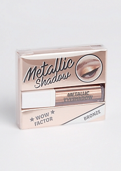 Bronze Metallic Liquid Eyeshadow