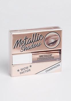 Champagne Metallic Liquid Eyeshadow