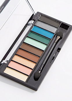 Glow Eyeshadow Palette By Celavi