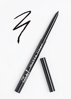 Extreme Black Matte Eyeliner Pencil