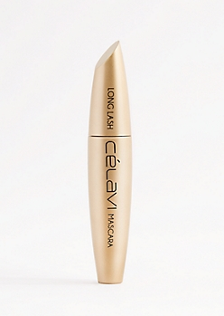 Waterproof Long Lash Mascara By Celavi