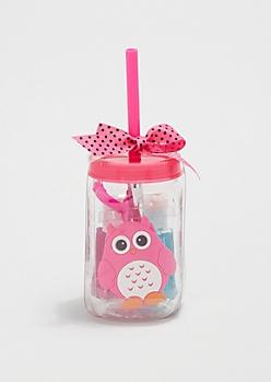 Travel Owl Hand Sanitizer Set