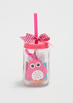 Travel Owl Hand Sanitizer Set
