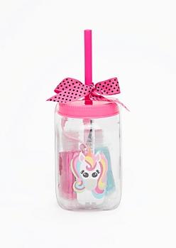 Travel Unicorn Hand Sanitizer Set
