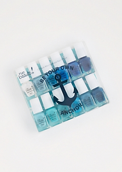 Be Your Own Anchor Scented Nail Polish Mini
