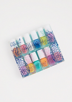 Sweet Paradise Scented Nail Polish Mini