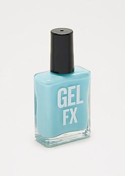 Light Blue Gel FX Nail Polish