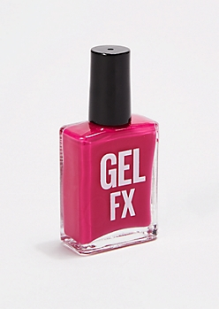 Plum Gel FX Nail Polish