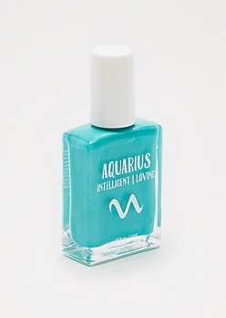 Aquarius Teal Nail Polish