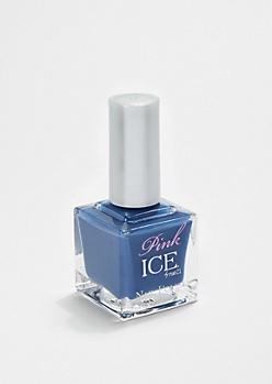 Blue Pink Ice Nail Polish
