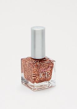 Bronze Goddess Pink Ice Nail Polish