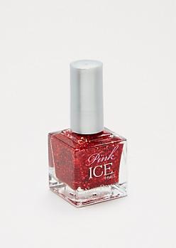 Ruby Slipper Pink Ice Nail Polish