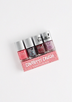 Confetti Crush Nail Polish Gift Set
