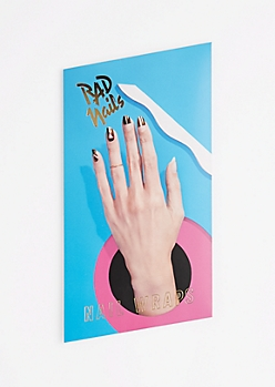 Back To Basics Nail Wraps by Rad Nails®