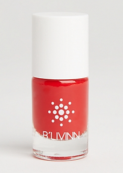 Red Nail Polish By B