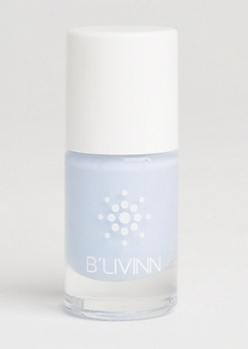 Powder Blue Nail Polish By B