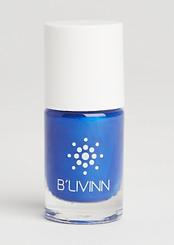Royal Blue Nail Polish By B