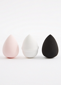 3-Pack Infused Makeup Sponge
